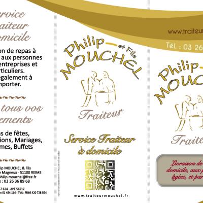 Dépliants Philip Mouchel R