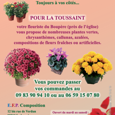 EFP Composition