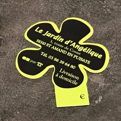 Etiquettes Le Jardin D'Angélique