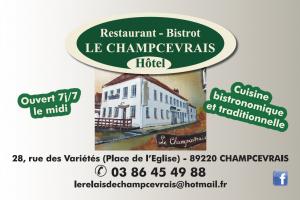 CV Le Champcevrais R